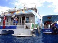 To Beachcomber, ferry