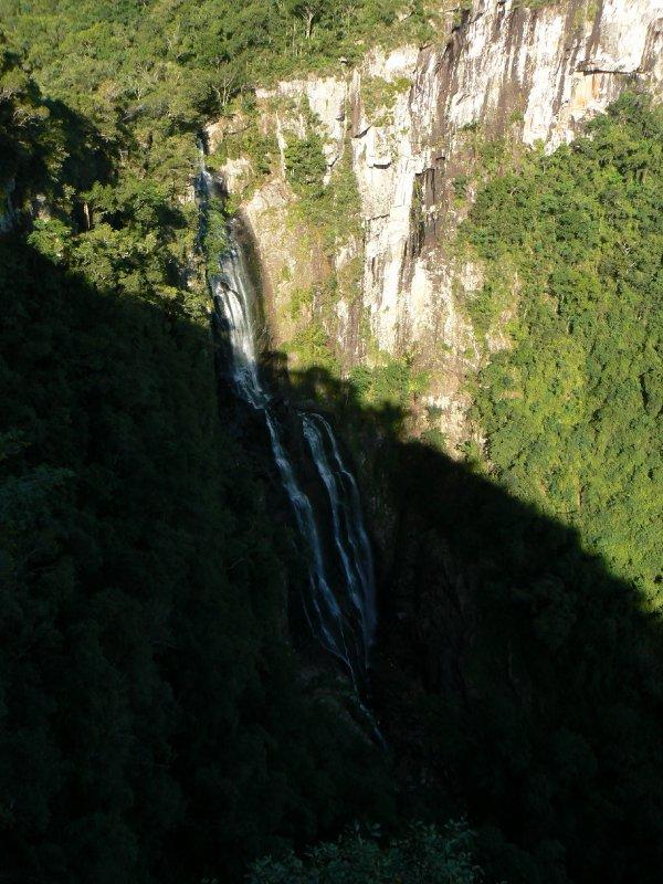 Cascadas dos Três Monges