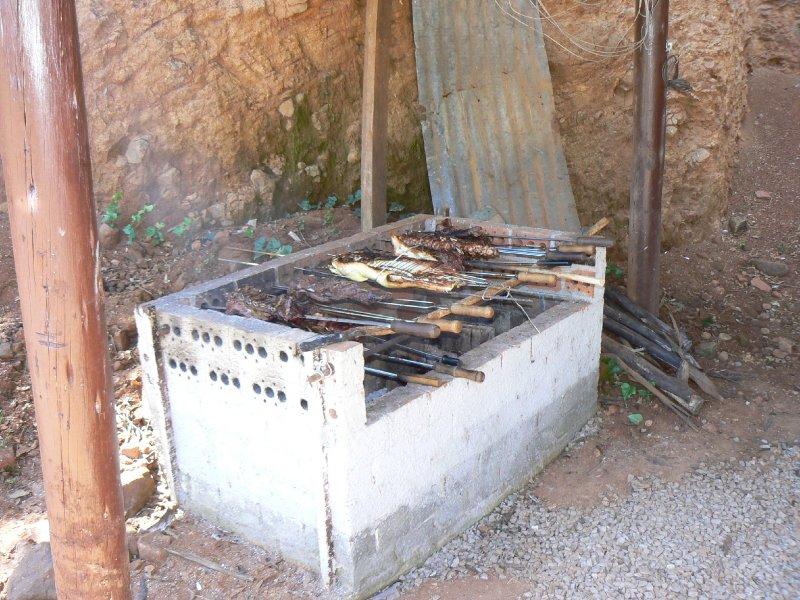 BBQ Rio Grande do Sul style