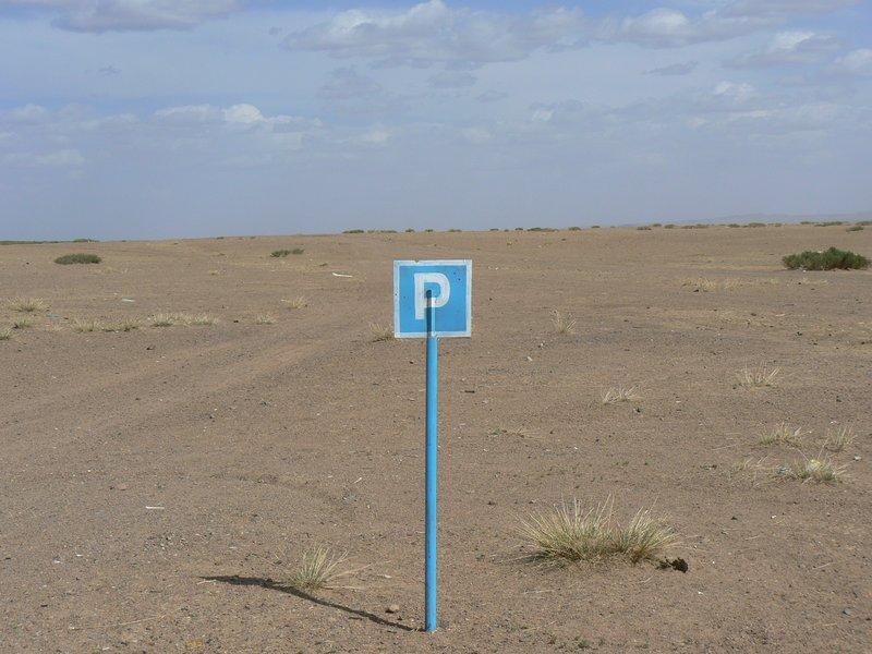 Where to park?