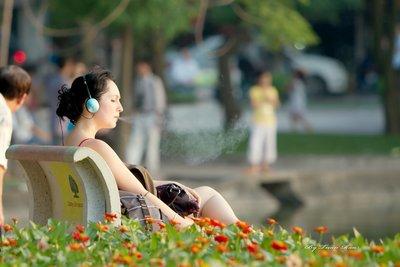 Summer in Hanoi
