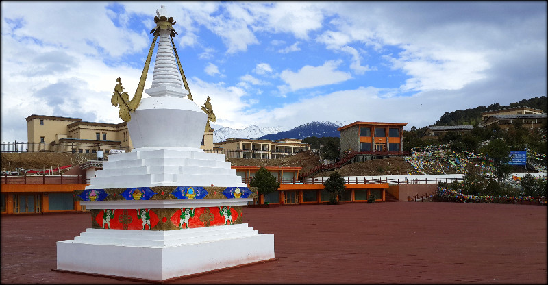 FeiLai Observation Deck : Deqen,Yunnan,China