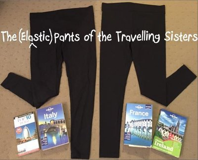 The (Elastic) Pants of the Travelling Sisters