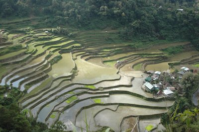 Banga-an, Rice terrace North Luzon