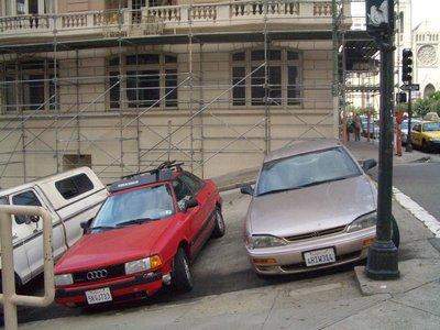 Park your Car in San Francisco
