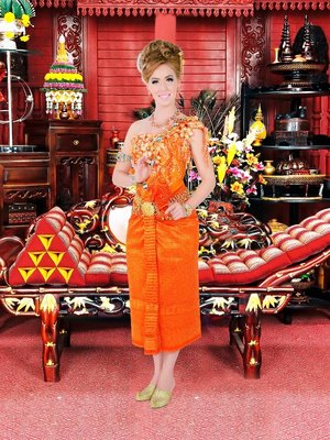 Khmer Barbie