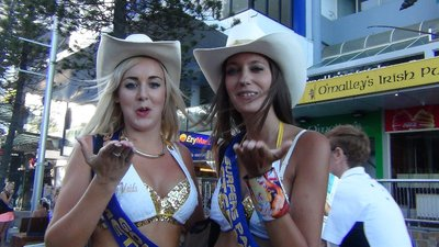 Meter Maids, Sufers Paradise, Gold Coast, Queensland, Australia