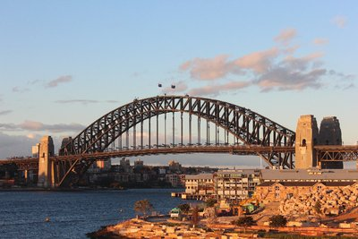 Sydney Harbour Bridge, Sydney, NSW, Australia