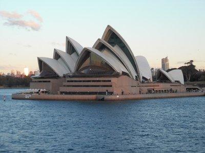Sydney Opera House, Sydney, NSW, Australia