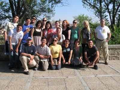 UCLA Study Abroad Group