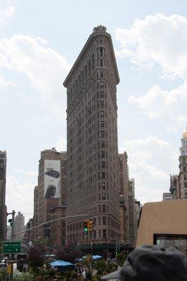 Het Strijkijzer gebouw
