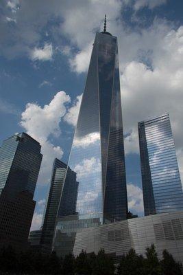 New Single Trade Center