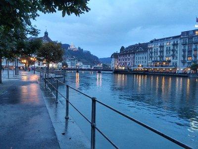 lucerne river walk