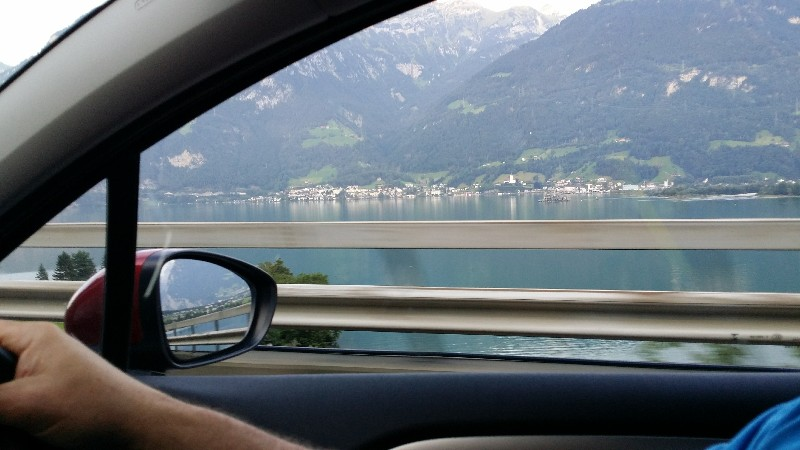 Bye Bye Lake Lucerne