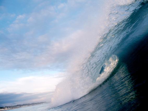 evening surf 1