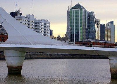 Buenos Aires - Puente de la Mujer II