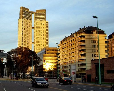Buenos Aires - El Faro de Puerto Madero