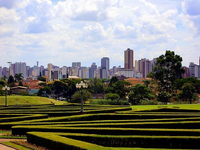 Curitiba - Botanical Garden I