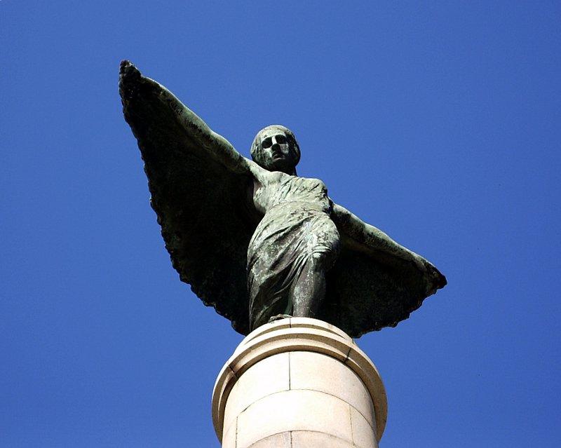 Rio de Janeiro - Urca's Angel