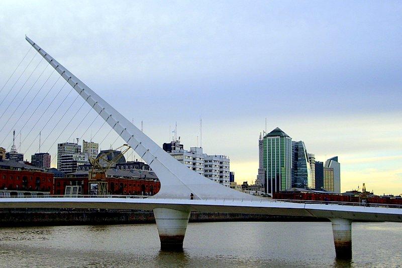 Buenos Aires - Puente de la Mujer I