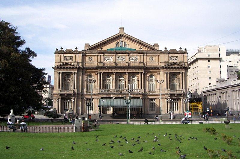 Buenos Aires - Colón Opera House I
