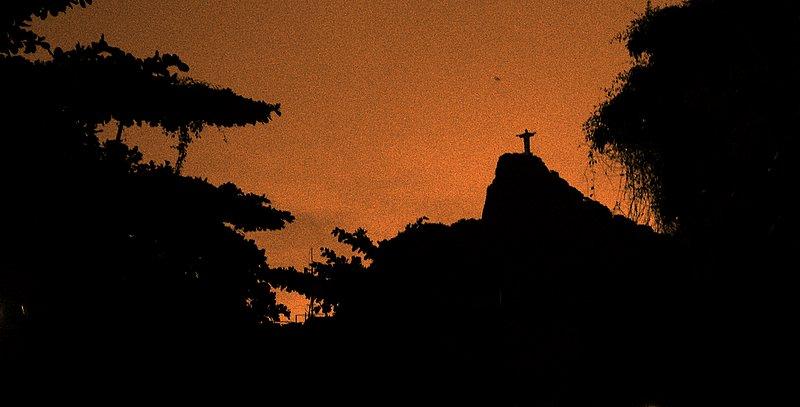 Rio de Janeiro - Silhouette
