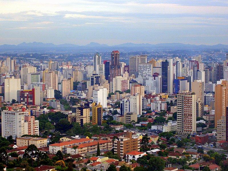 Curitiba - Big Apple