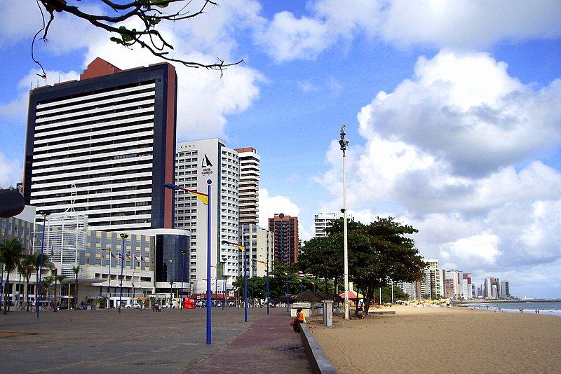 Fortaleza - Meireles Beach I