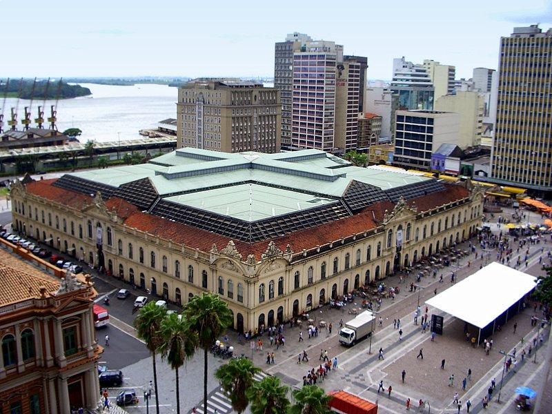 Porto Alegre - Central Market