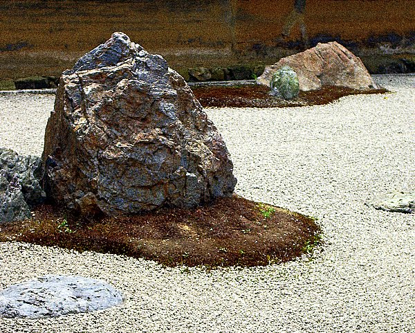 Kyoto - The Rock Garden