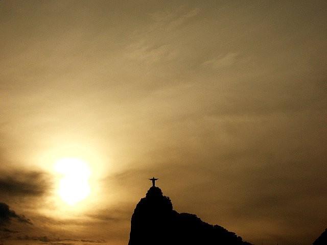 Rio de Janeiro - Corcovado 6 PM