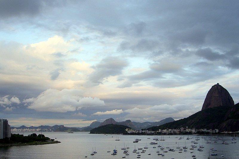 Rio de Janeiro - Guanabara Skies