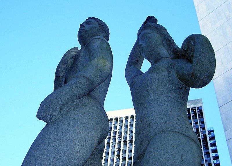 Rio de Janeiro - Monument to Youth