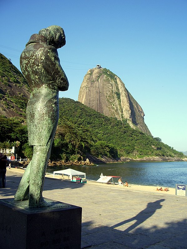 Rio de Janeiro - Chopin and Sugar Loaf