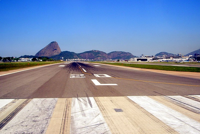 Rio de Janeiro - Leaving on a Jet Plane