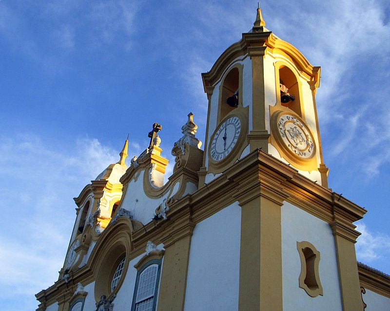 Tiradentes - Santo Antonio Church I