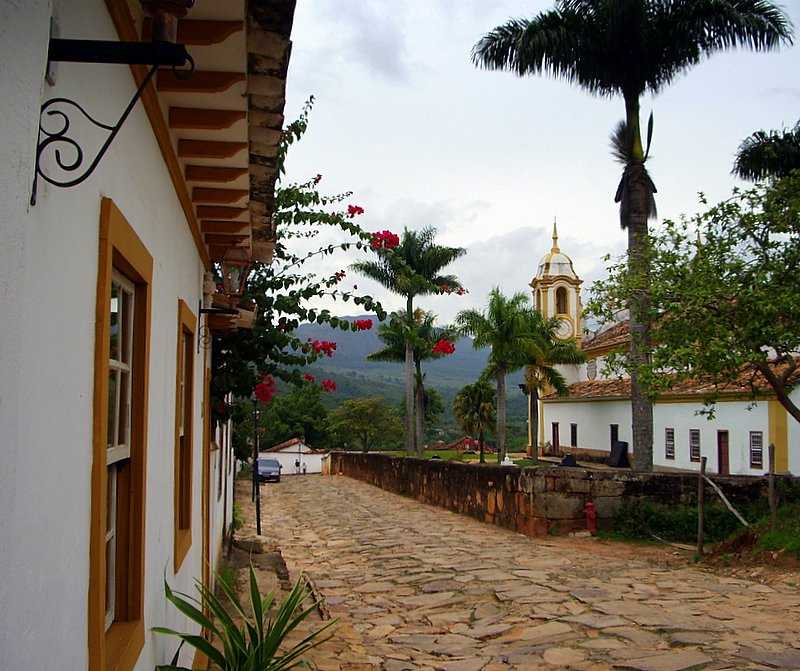 Tiradentes - Santo Antonio Church II