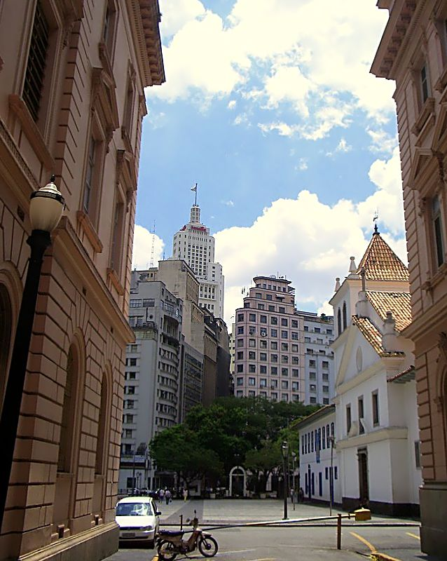 São Paulo - City Landmarks