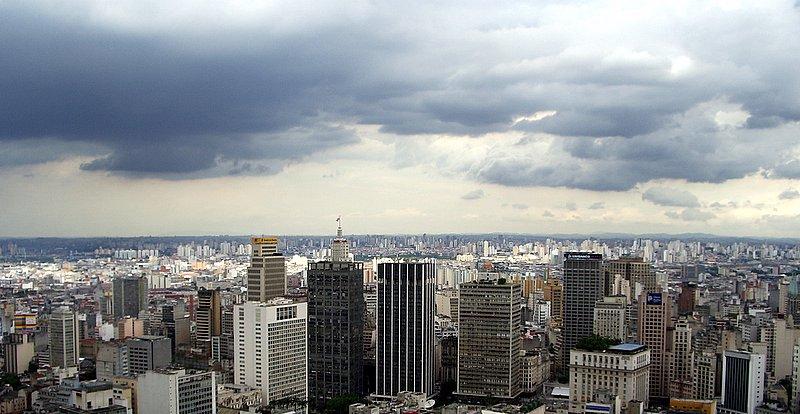 São Paulo - Heavy Sky
