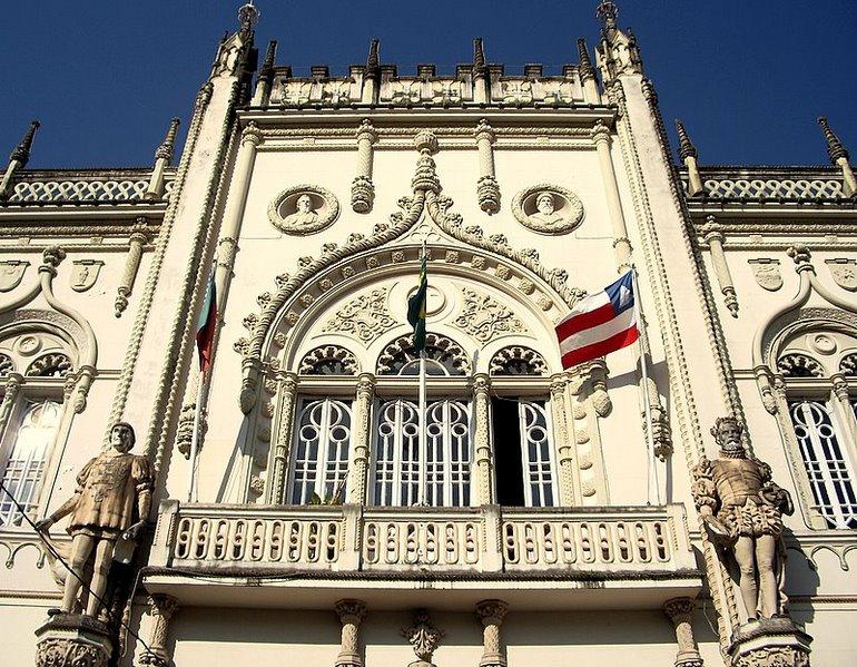 Salvador - Portugal in Salvador