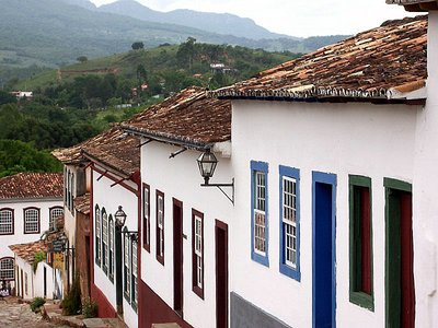 Tiradentes - Colonial Houses