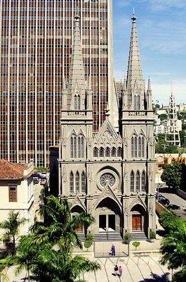 Rio de Janeiro - Presbyterian Cathedral IV