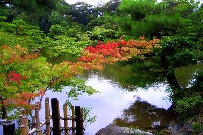 Kyoto - Kinkakuji Temple Gardens