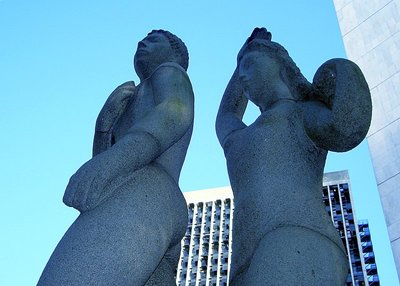 Rio de Janeiro - Monument to Youth