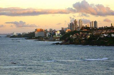 Salvador - Early morning in Salvador