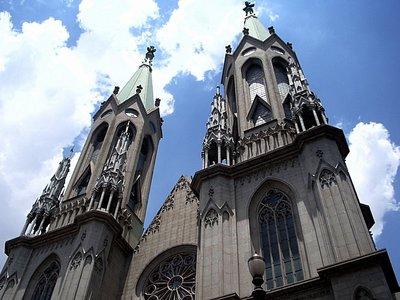 São Paulo - Metropolitan Cathedral