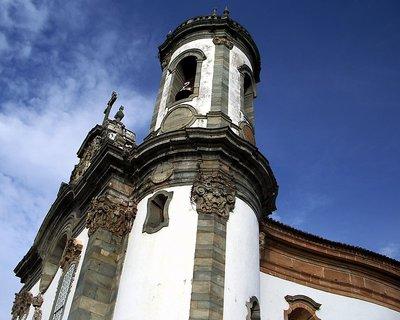 São João del-Rei - São Francisco de Assis Church I