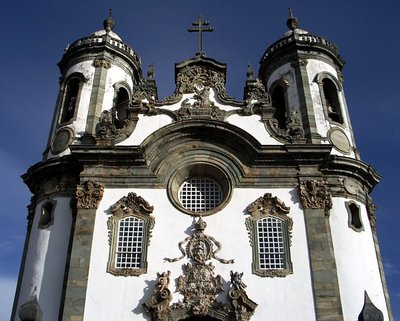 São João del-Rei - São Francisco de Assis Church II