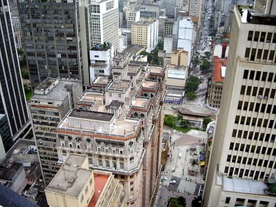 São Paulo - Martinelli Building