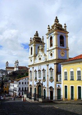 Salvador - Rosário dos Pretos
